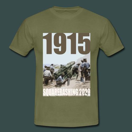 squarebashing2020 - Men's T-Shirt