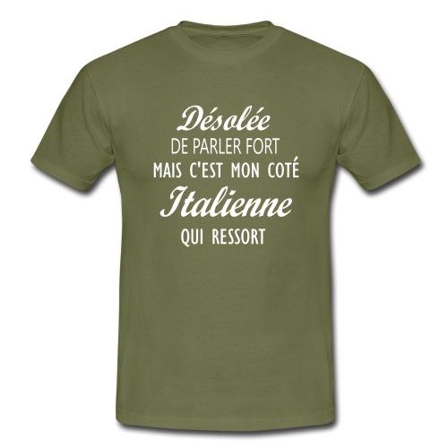 002 - T-shirt Homme