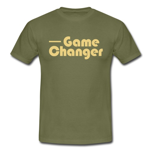 Game Changer - Men's T-Shirt