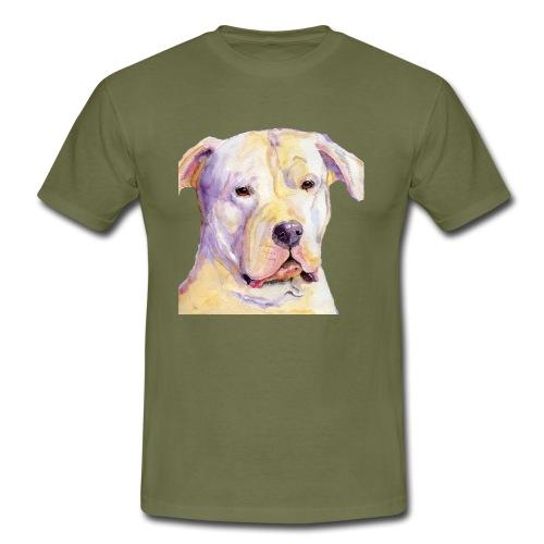 dogo argentino - Herre-T-shirt