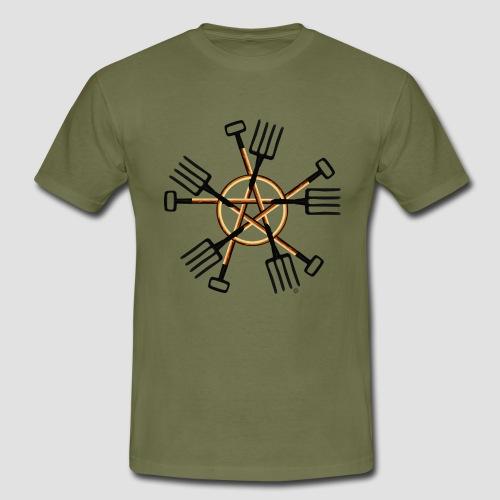 PAGAN GARDENER - Men's T-Shirt