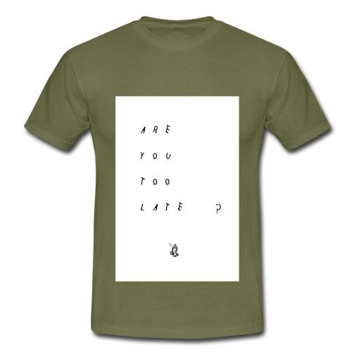 AYTLBIG png - Men's T-Shirt