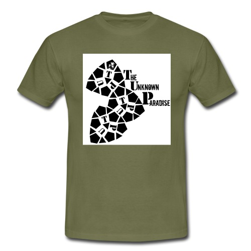Camiseta Logo Standard The Unknown Paradise - Camiseta hombre