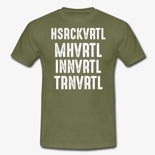 Viertel von Oberösterreich - Männer T-Shirt