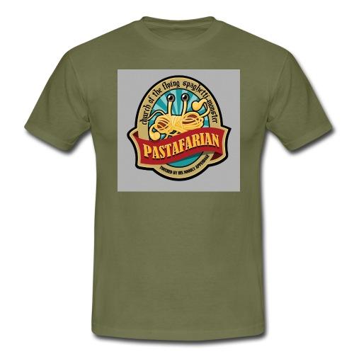 Pastafari - T-shirt herr