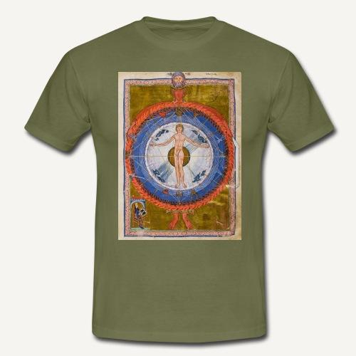 Hildegarda - Koszulka męska