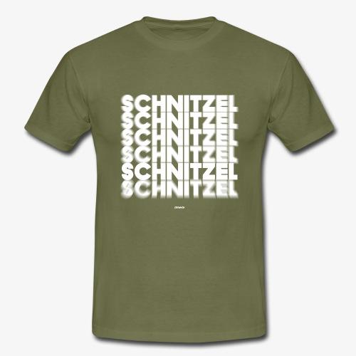 SCHNITZEL #02 - Männer T-Shirt