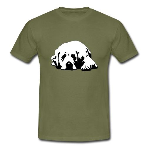 HUND - T-shirt herr
