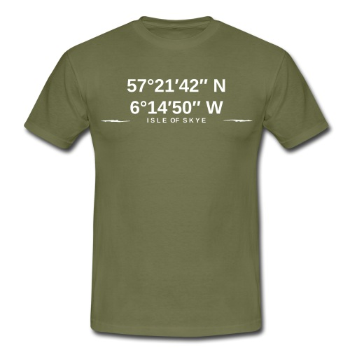 Isle of Skye - T-shirt Homme