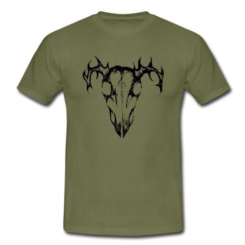 Kuusanna deerskull - Miesten t-paita