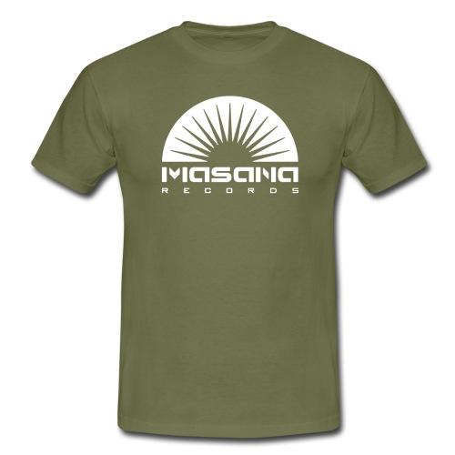 Masana Records - Herre-T-shirt