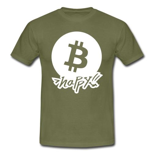 Bhappy!! - Men's T-Shirt