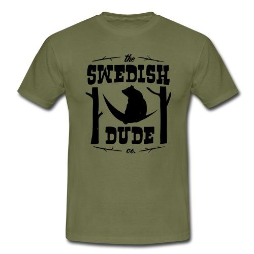 bear - T-shirt herr