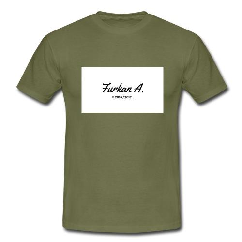 Furkan A - Zwarte sweater - Mannen T-shirt