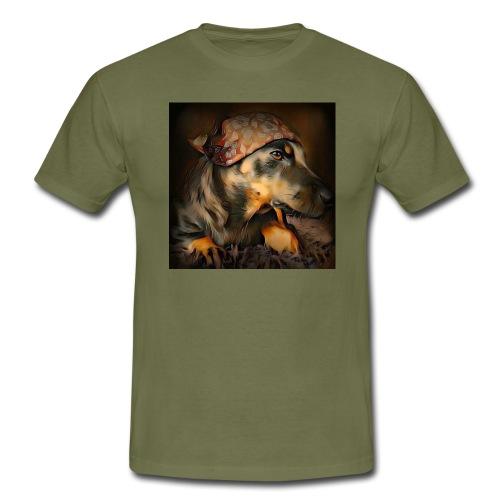 Biker Pinia - Männer T-Shirt