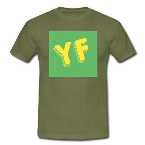 T-Shirt mit Logo - Männer T-Shirt
