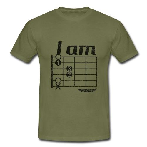 I am A Moll - Männer T-Shirt