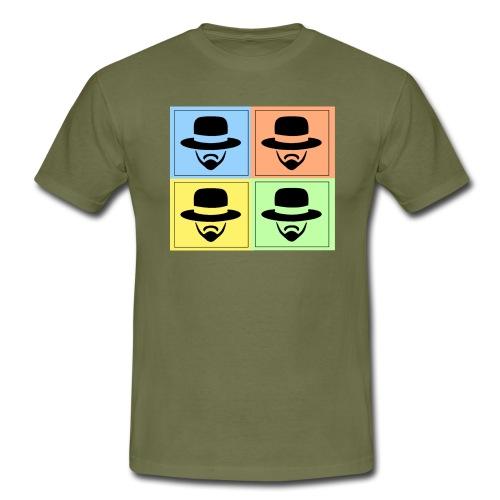 SPYMAN - Camiseta hombre