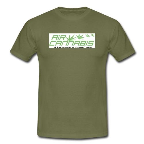 air cannabis jpg - T-shirt Homme
