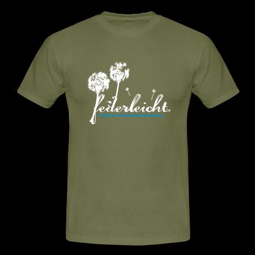 geweihbär Federleicht - Männer T-Shirt