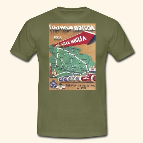 Mille Miglia 1940 Tee - Men's T-Shirt