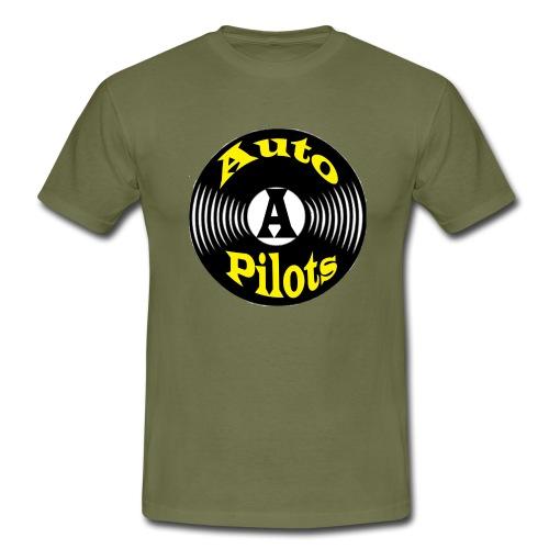 Autopilots Logo - T-shirt herr
