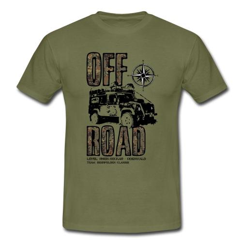 Team Off-Road - Männer T-Shirt