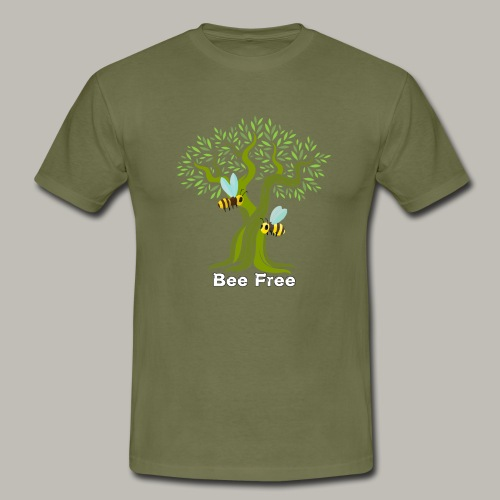 Bee Free - T-shirt Homme