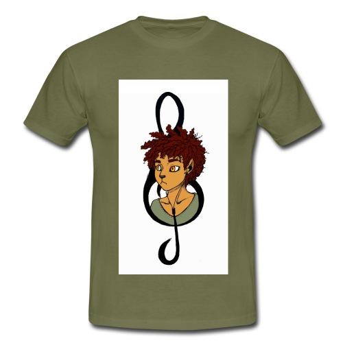 clé de sol - T-shirt Homme