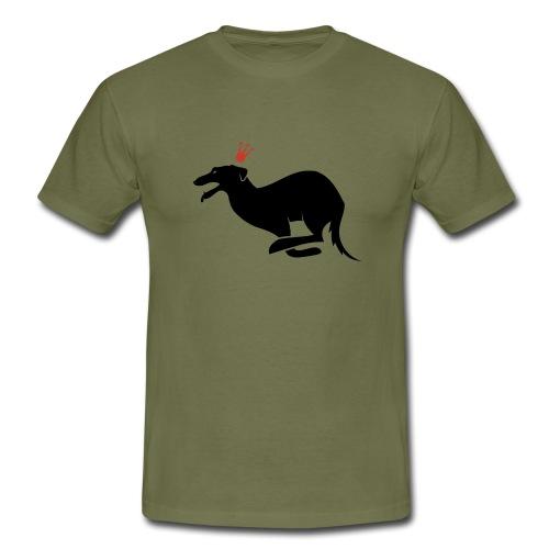 Galgo rey - Camiseta hombre