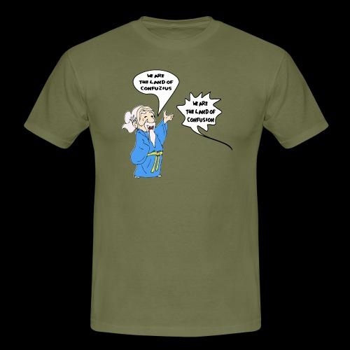 konfuss - Männer T-Shirt