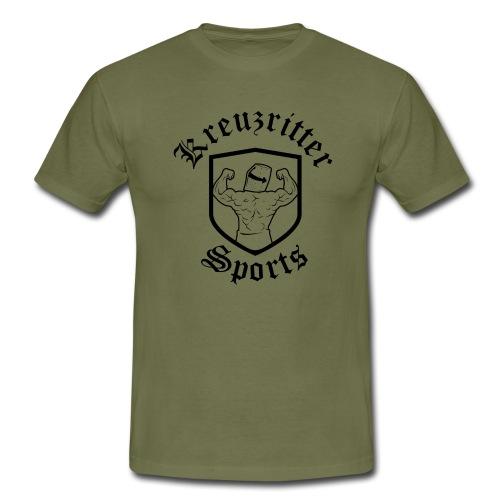 Kreuzritter Sports - Männer T-Shirt