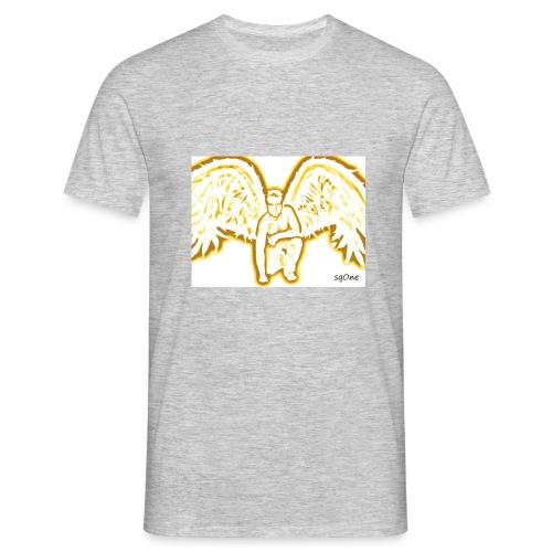 sqOne - Männer T-Shirt