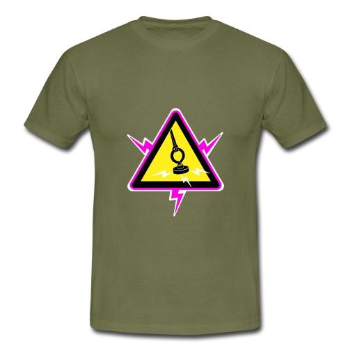 Drasticg logo - Men's T-Shirt