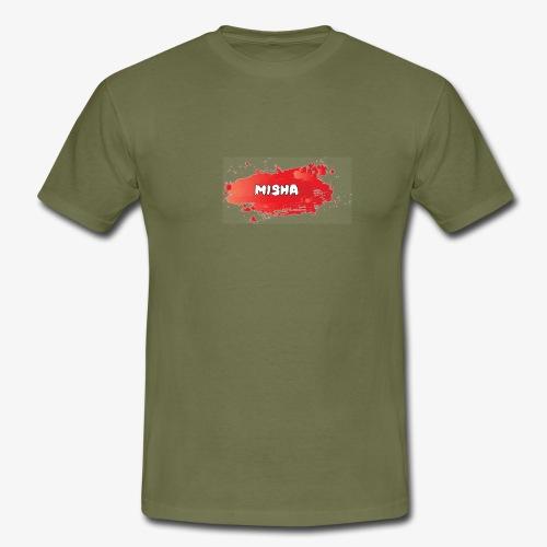 Misha - Mannen T-shirt