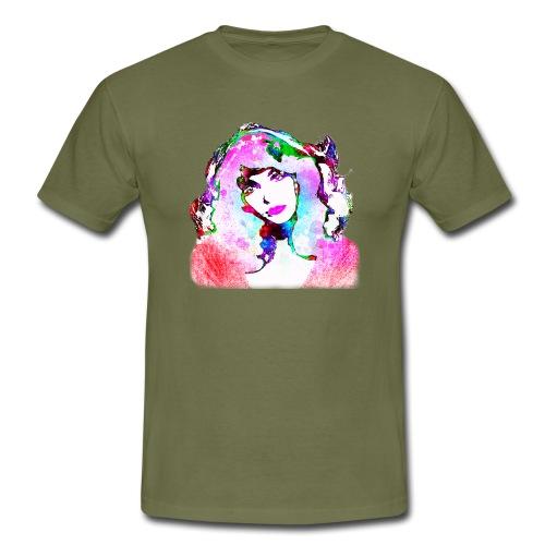 Painted Kate - Männer T-Shirt