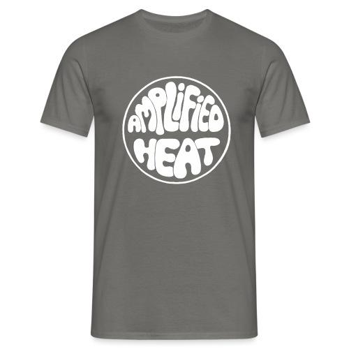Amplogo white - Men's T-Shirt