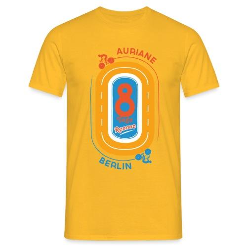 8-Tage-Rennen - Männer T-Shirt