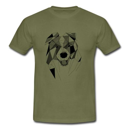BorderCollie - Mannen T-shirt