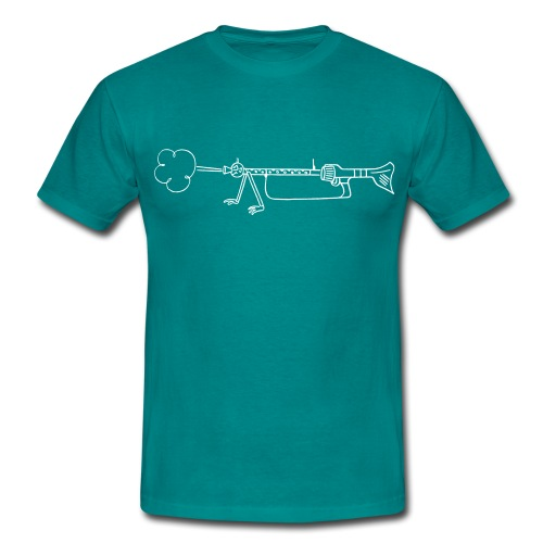 Maschinengewehr 34 - Männer T-Shirt