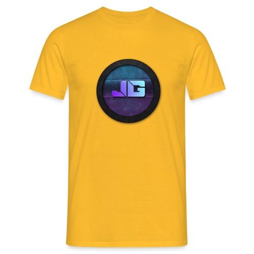 shirt met logo - Mannen T-shirt