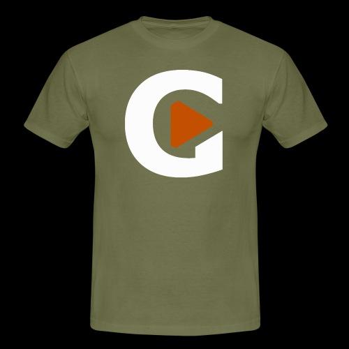 GVMP - White - Männer T-Shirt