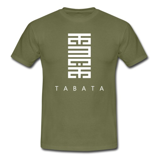 TABATA - Männer T-Shirt