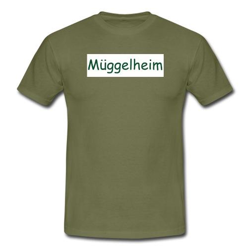 mueggelheim shirt - Männer T-Shirt