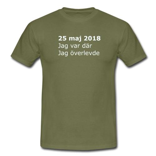 GDPR - T-shirt herr