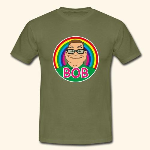 BOB dem sein Logo - Männer T-Shirt