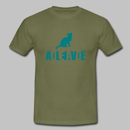 shrodingers cat - Men's T-Shirt