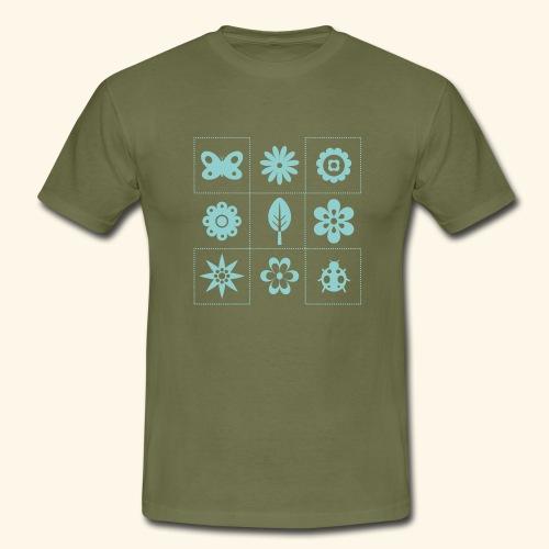 tateti fauna y flora - Camiseta hombre