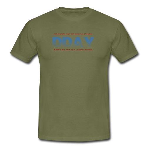 DDAY Normandie - T-shirt Homme