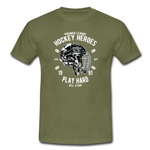 Premier Hockey Heroes - Mannen T-shirt